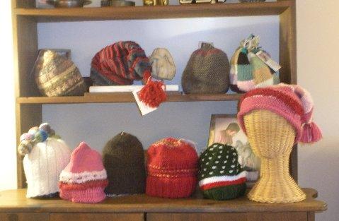 Virginia's hats